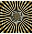 Abstract Background Golden Starburst eps10 vector image