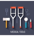 medical concepts background design ideas vector image vector image