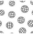 choose or change language icon seamless pattern vector image