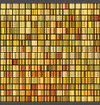 set 256 unique gold gradient backgrounds vector image