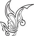 abstract tattoo vector image