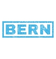 Bern Rubber Stamp vector image vector image