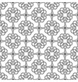 abstract ornate seamless pattern vector image vector image