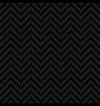 chevron seamless pattern vector image vector image