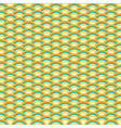 Disc Pattern Background vector image vector image