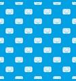 tonometer pattern seamless blue vector image vector image