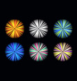 39 light stage vector image vector image