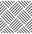 Seamless pattern Modern geometric texture