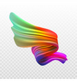 stock multicolored realistic vector image