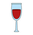 wine glass icon image vector image vector image