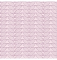 Abstract stylized seamless pattern in retro lilac vector image