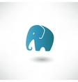 Elephant icon vector | Price: 1 Credit (USD $1)