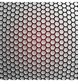Hexagons abstract background vector image vector image