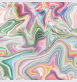 marble seamless pattern in neon brightful colors vector image vector image