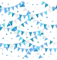 Party Background Seamless Pattern vector image vector image
