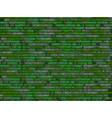 program code shimmering colorful bakcground vector image vector image