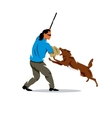 Dog training Biting pet and person