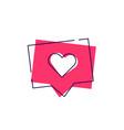instagram like new notification heart icon