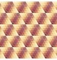 beige violet geometric pattern 3 vector image