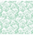 pastel dream flowers seamless pattern background vector image vector image