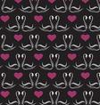 Swans wallpaper vector image