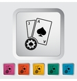Blackjack vector image