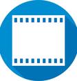 Film Frames Icon vector image vector image