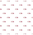 UK and Japan flags crossed pattern cartoon style vector image vector image