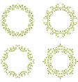 Floral branch frames