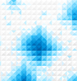Bluelight Mosaic background vector image
