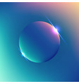 vibrant colorful abstract gradient background vector image