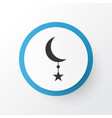 star icon symbol premium quality isolated vector image vector image