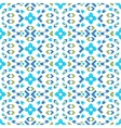 hand drawn seamless pattern vector image vector image