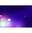 Purple shiny abstract background vector image vector image