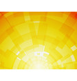 bright yellow grain background vector image vector image