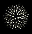 Fireworks new year celebration festive night