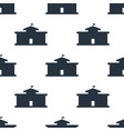 seamless school pattern education symbol from vector image vector image