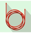 Cable icon flat style vector image vector image