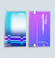abstract gradient background design for printing vector image