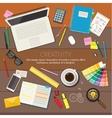 concepts creativity vector image vector image