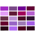 Purple Tone Color Shade Background vector image vector image