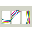 Ribbons and banners vector image vector image