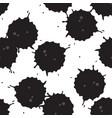 spilled oil pattern vector image vector image