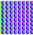 Geometric pattern art vector image vector image