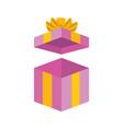 gift present box vector image