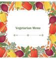 veget pattern-02 vector image
