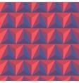 3d abstract pyramid vector image vector image