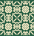 ornamental seamless pattern vector image vector image