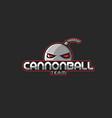 professional esports emblem team mascot logo vector image vector image