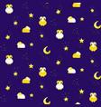 seamless pattern for eid mubarak festival vector image vector image